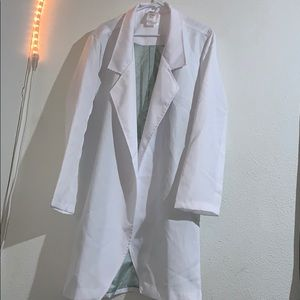 Rick and Morty Lab Coat